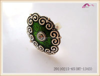 Fashion Rings Jewelry With Enamel For Men