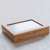 Custom Wooden Tea Box With 20 Compartments With Clear Windows,coffee box