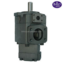 Blince PV2R-23 series low noise hydraulic dual pmps, PV2R-23-26-52-F pump,capacity 21gallon pump core