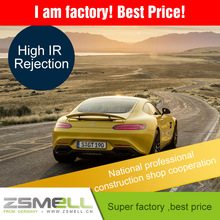 10 year warranty longer protect energy High Safety Coated Laminated Bulletproof Tint Film with tint film