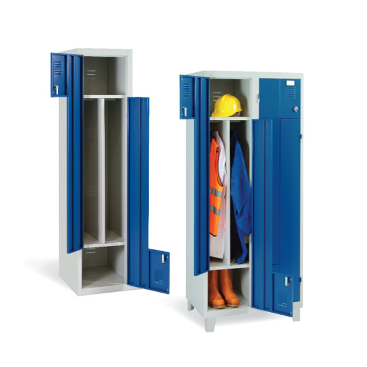 China Supplier Metal Cubby Lockers Metal Sport Clothes