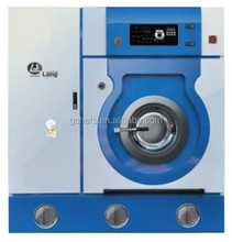 Commercial Totally enclosed fully automatic Hydrocarbon dry cleaning machine (20kgs)