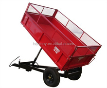 Hot selling tipping trailer with high quality and low price