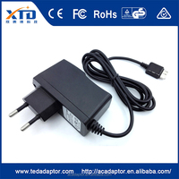 For samsung chargers EU Plug 5v 2a wall charger for samsung s3 s4 note3
