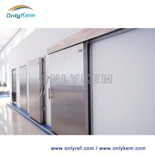 refrigerator freezer room for meat , fish cold storage