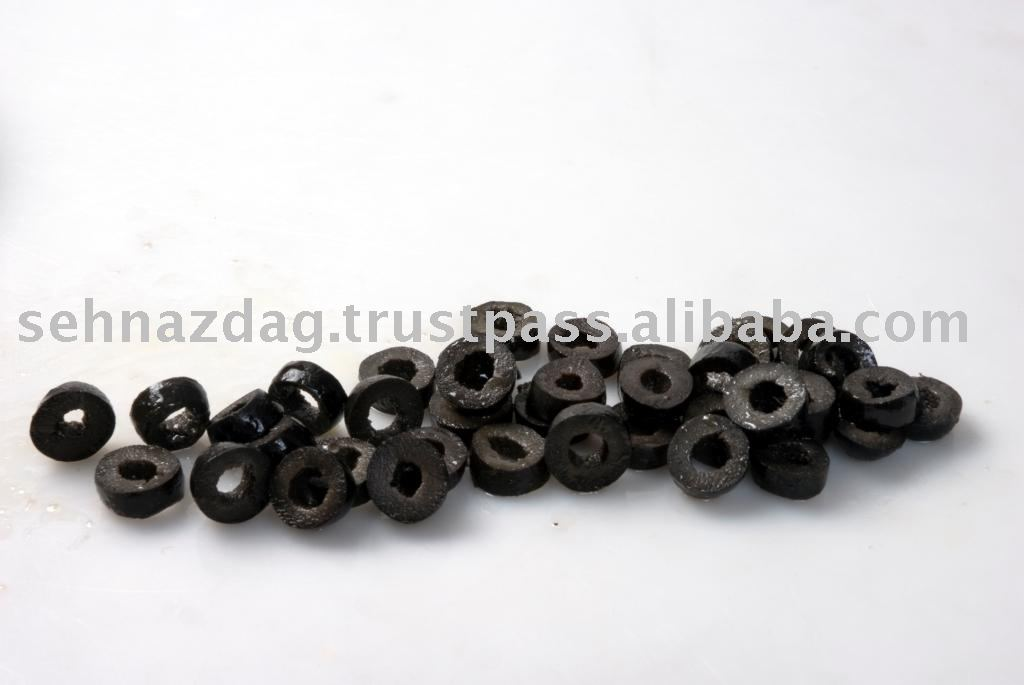 Sliced Black Olives sizeA10