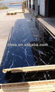 China manufacturer 28MM Kitchen HPL worktop