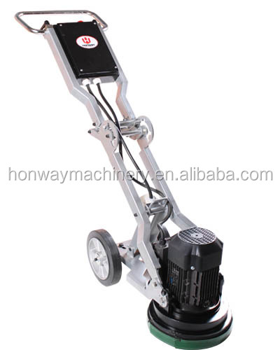 HW-G1 CE Approved 110V / 220V single phase concrete floor cleaning machine