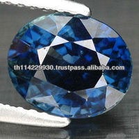 Loose Gemstone Sparkling Natural Unheated Blue Sapphire