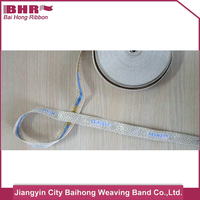 fashion new design customized jacquard tape for sewing