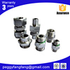 2015 pu tube connector emb hydraulic fitting pa12 hose connector hydraulic parts