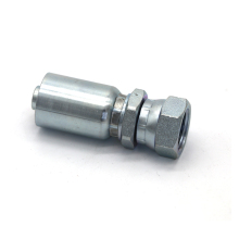 High quality one piece pump hydraulic fittings for hydraulic hose