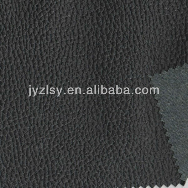 Litchi Pattern PVC Leather for Shoes,Car Seat,Bags