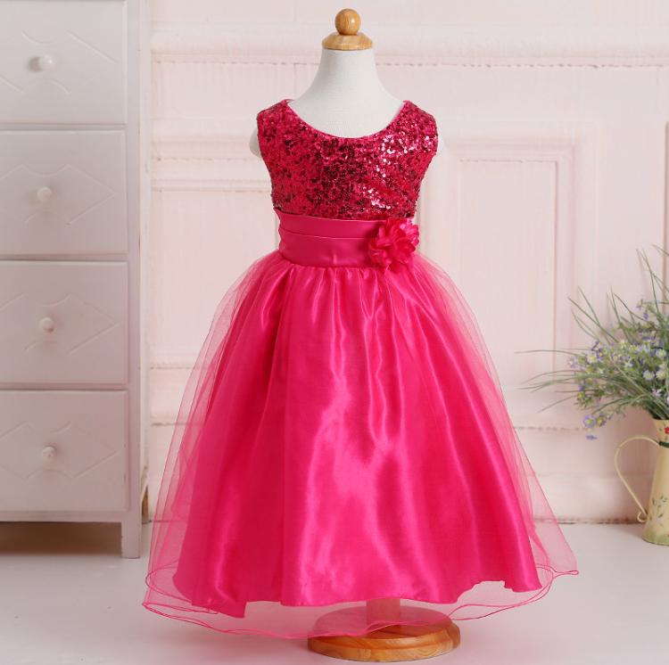 Compras ropa alta calidad larga fiesta de cumpleaños princesa ...