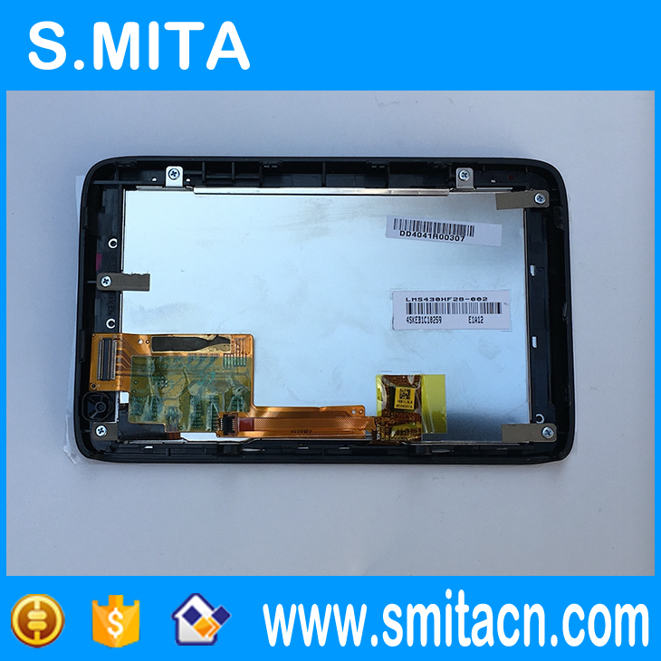 4.3'' inch LMS430HF28 LMS430HF28-002 LCD screen display panel + touch screen digitizer for Tom Tom GPS navigation