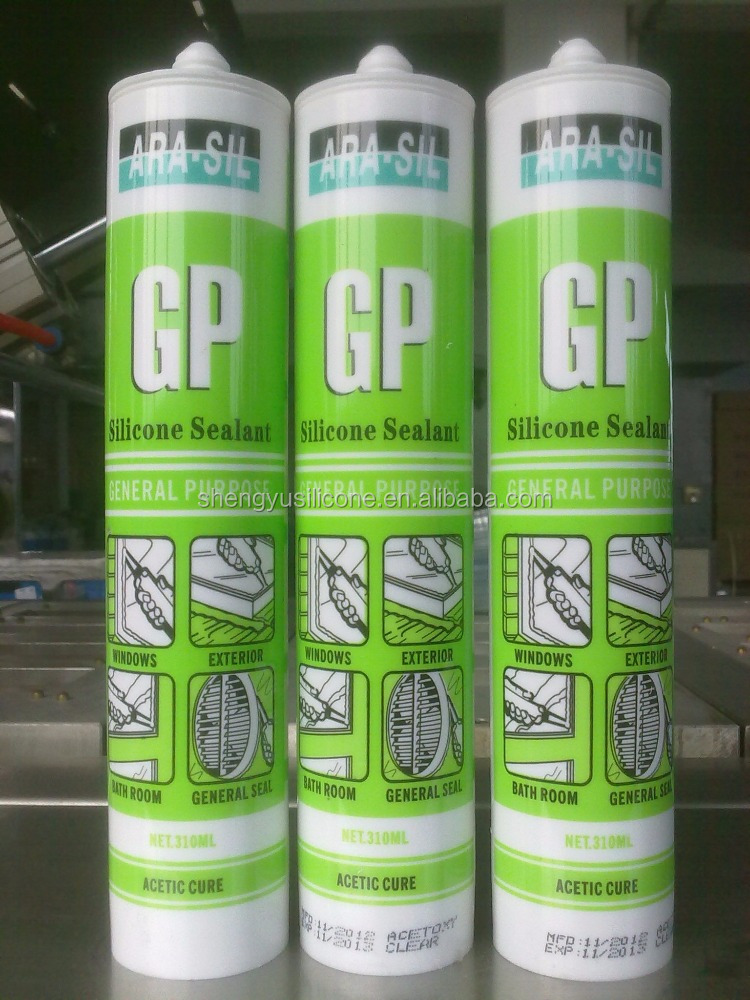 Neutral Cure General Purpose (GP) Silicone Sealant, Anti-Fungus
