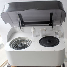 DG8200 hormones analyzer Fully Automatic Biochemistry Analyzer laboratory equipment biochemistry analyzer manufacturer