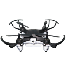 X-mas Promotional Gift 2.4G Remote Controlled WIFI Real Time Mini Drone RC Airplane