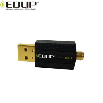 EDUP New Product 2.4GHz/5.8GHz Dual Band Blue-tooth USB2.0 Wifi 600Mbps Wireless Adapter With RTL8821CU-CG Chipset