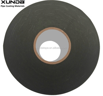 Butyl rubber tape for pipeline protection