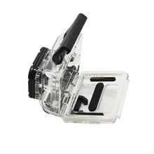 For Gopro Camera Skeleton Protective Housing, Side-opening & Backdoor w/ hole Skeleton Side Opening Case for Gopro Hero 3 3+