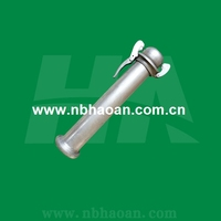Galvanized steel Drain Pipe Fitting
