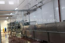 chicken,duck, turkey, geese, quali slaughter machine/chicken plucking area