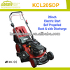Electric Start Self Propelled 20inch Mulching Lawn Mower KCL20SDP