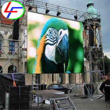 big screen p8 outdoor led display sign P6 led display module