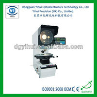 300mm DRO System Used Measurement Optical Profile Projector