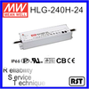 HLG-240H-24 Single Output Switching Taiwan Mean Well 240W 24V Power Supply