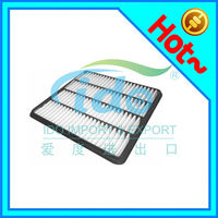 Auto air filter for toyota land curiser 17801-38030
