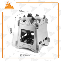 stoves wood burning camping equipment cooking stove