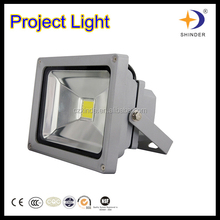 LED exterior lighting outdoor christmas flood lighting 10w