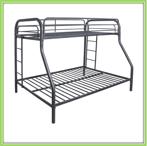 factory price queen size twin over full bunk bed queen bunk bed