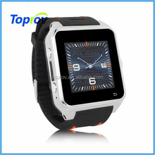 Newest 3g android waterproof ip67 low price of smart watch phone
