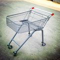 70litre austrialia style Shopping Trolley Cart for super mall