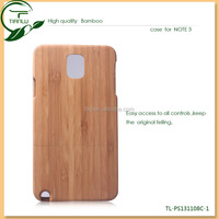 bamboo wooden cell phone cover, Nice looking Christmas design mobile phone case for samsung galaxy note 3 n9000/n9002/n9005
