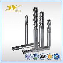 2 Flute Ballnose tool cutter for Steel Milling