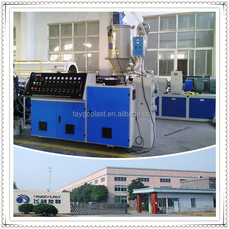 pp stationery sheet making machine