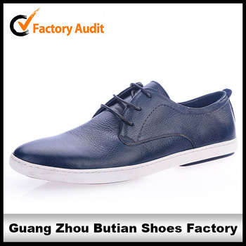 hot sale mens flat sole shoes flat shoes for men