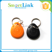 125Khz Contactless RFID Key Tag with TK4100 ,entrance control