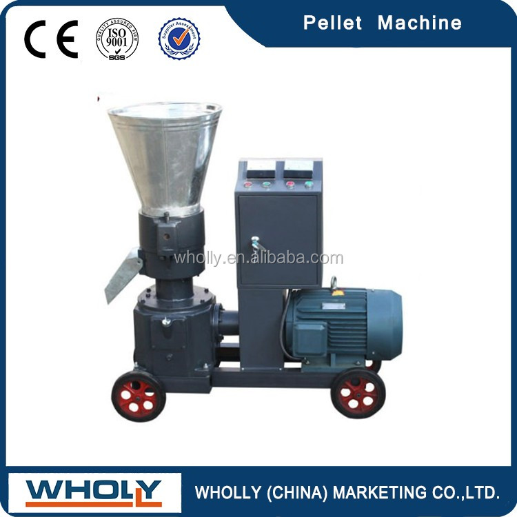 High Quality Animal Feed Pellet Machine/Home Granulator/Cyclone Granulator