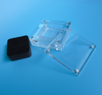 Very good quality clear custom acrylic factory made acrylic boxes