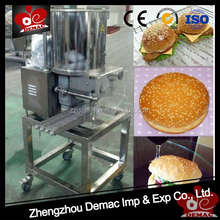 Burger making machine, beef steak machine