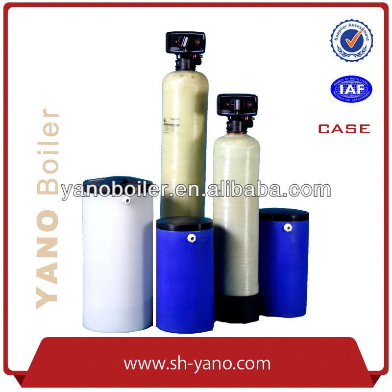 Industrial Water Softener for Steam boiler