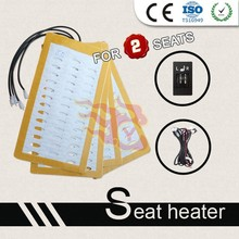 All model automobile seat heater kit for universal cars with low price