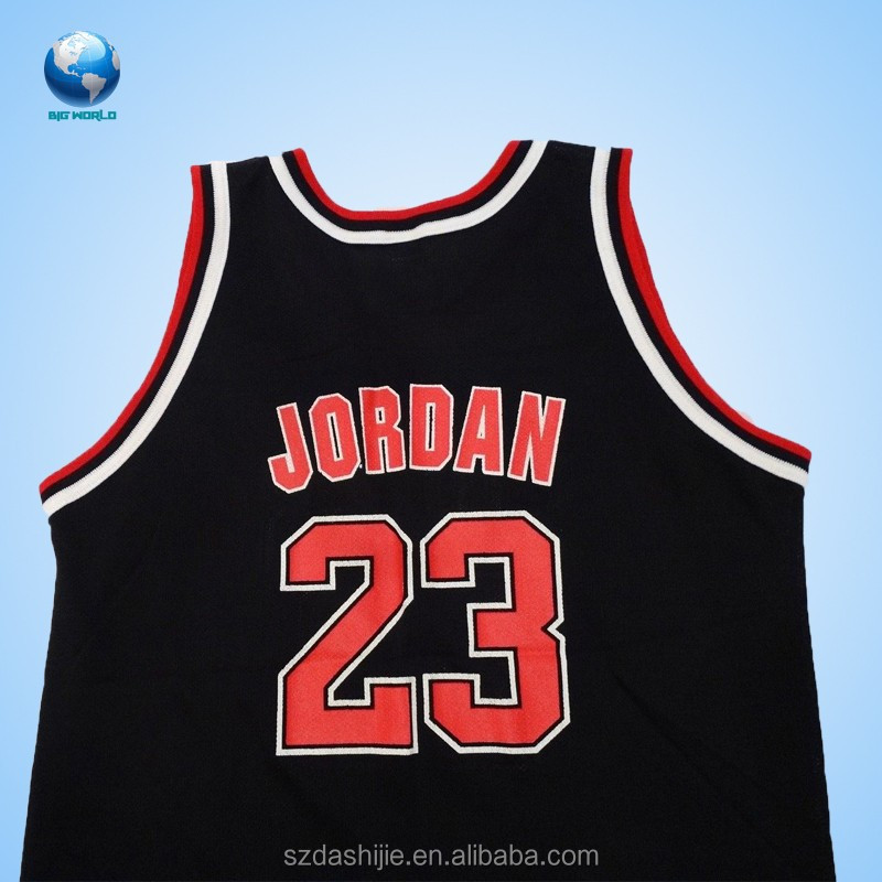 Popular 23 Jordan Jersey-Buy Cheap 23 Jordan Jersey lots from ... c68a59ca1