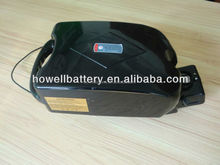 China wholesales E-Bike 36 volt battery pack with high quality