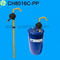 CH8016 PP PPS High Flow Chemical Hand Rotary Pump